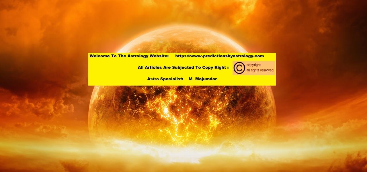 ARTICLE 31: YAVA YOGA – A NABHA AND AKRITI YOGA : A VEDIC ASTROLOGY ANALYSIS: PREDICTIONS BYASTROLOGY
